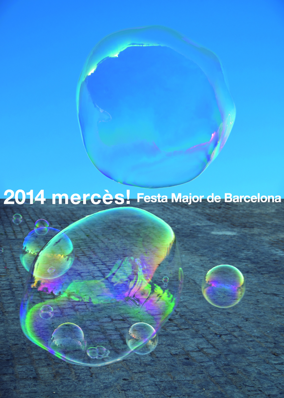 Cartell Mercè 2014